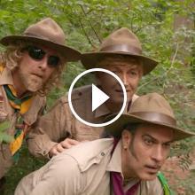 de Wannebiezz - Hela, roept de akela - Officiële videoclip